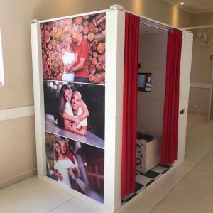 Cabine fotográfica para eventos